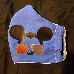 Made to order Mickey Mouse face coverings